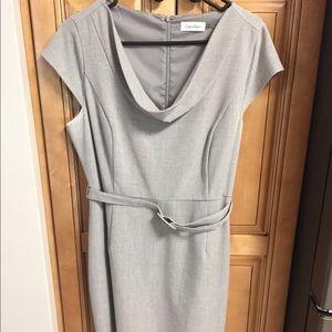 Calvin Klein dress -petite